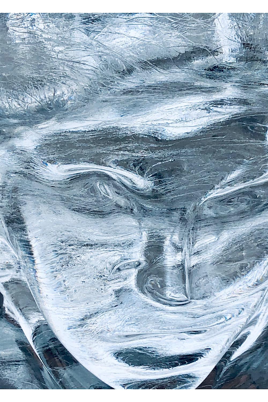 """Ice Maiden"", Photography, 15""x10"""
