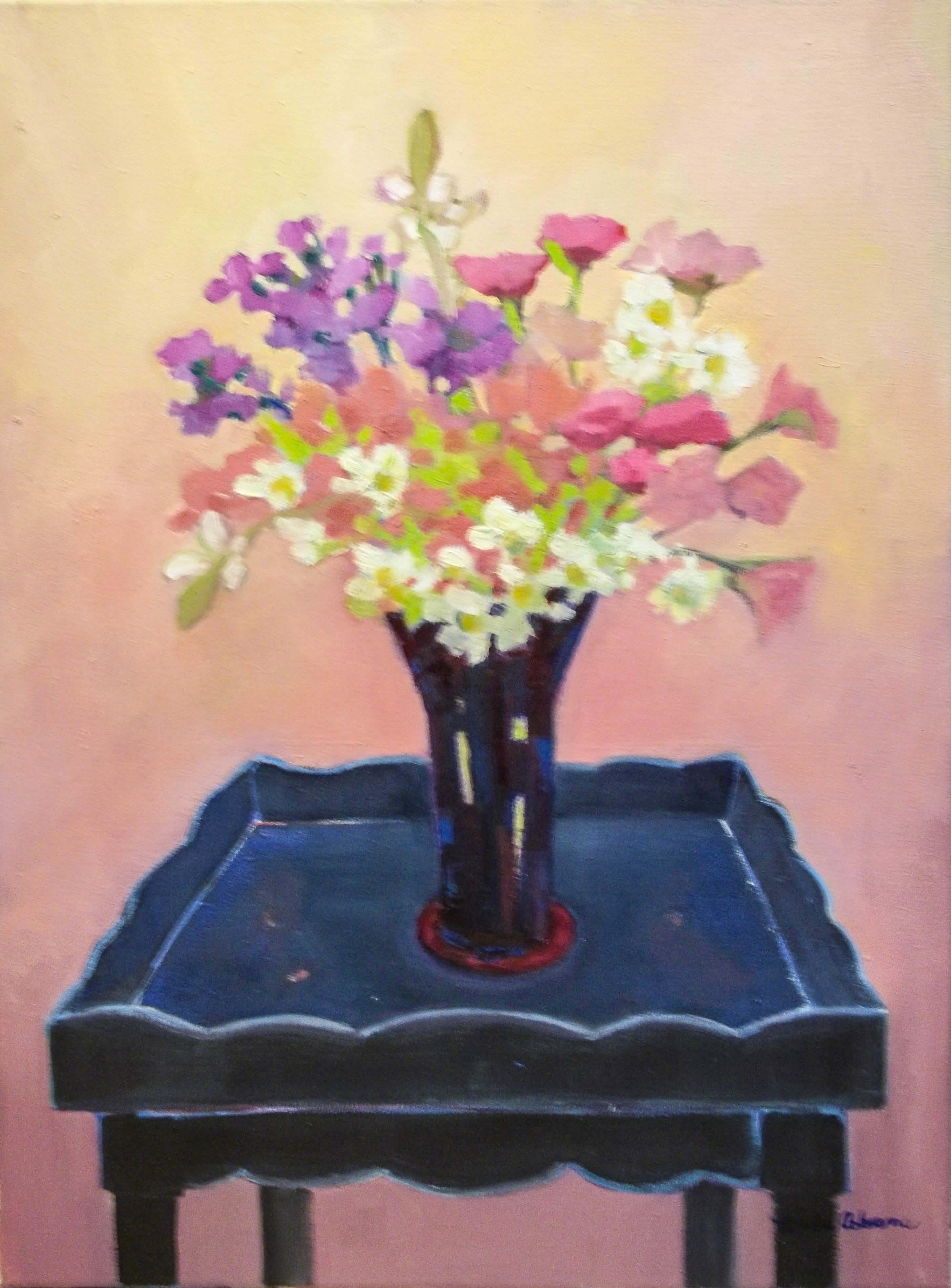 """""""Mixed Bouquet"""", Oil, 24""""x18"""""""
