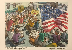 Art of Our Times: Art in Protest