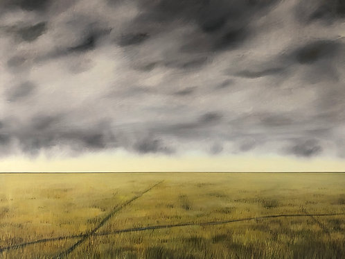 Again, Mike DiRado, Oil - Oil on Wood Panel, 18 x 24