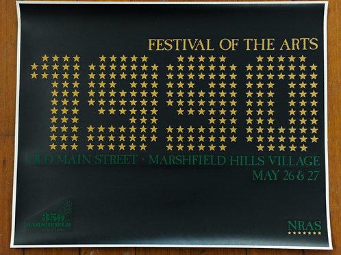Festival of the Arts 1990 Print