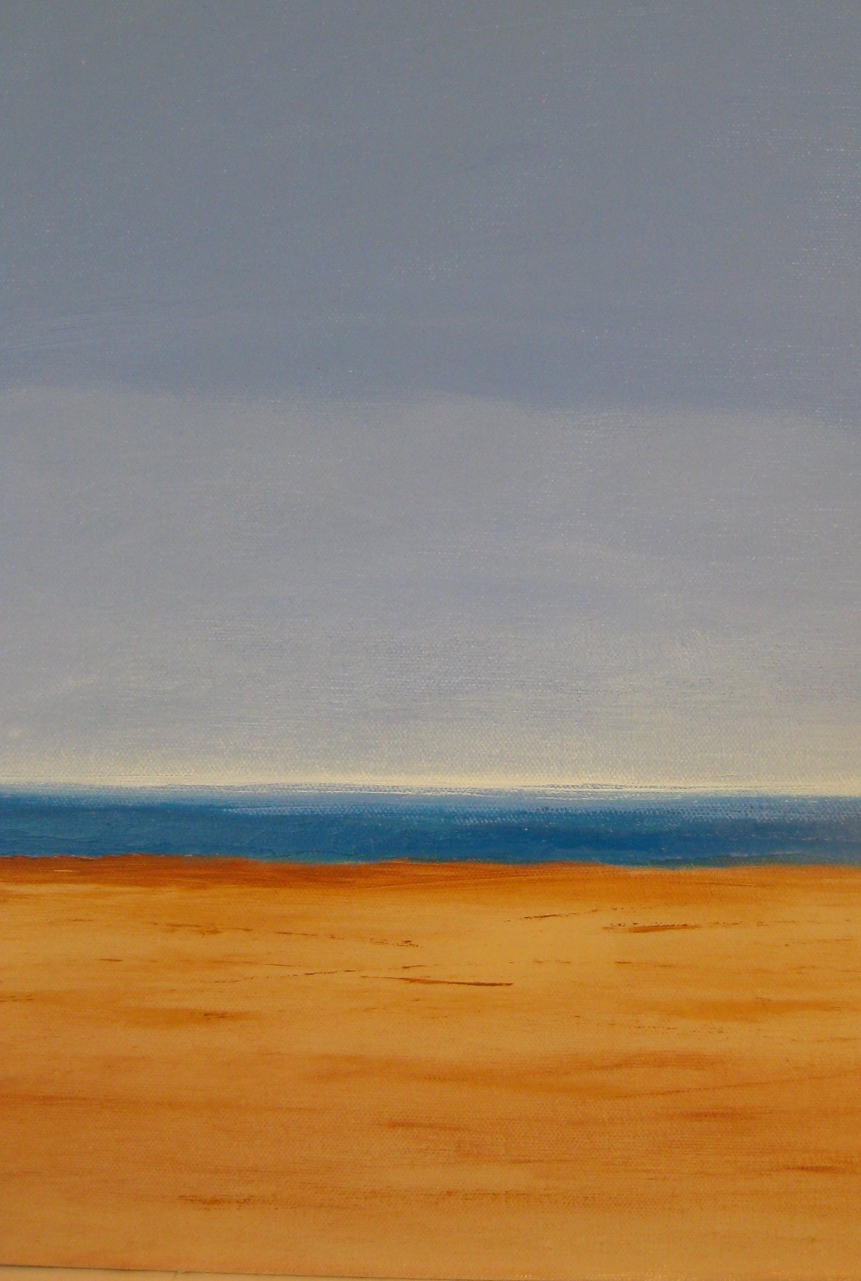 """""""Beach"""", Oil, 20""""x16"""""""