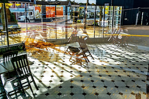 Outside In, Susan Hagstrom, Photography - , 12 x 18