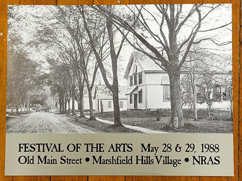 Festival of the Arts 1988 Print