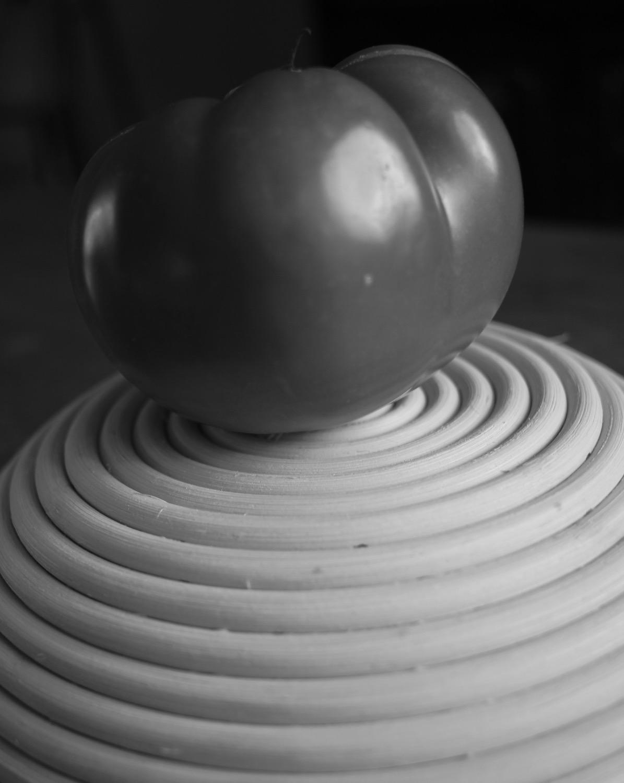 """Plump Tomato"", Photography, 8""x10"""