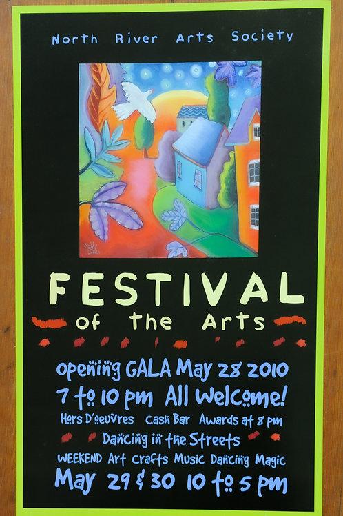Festival of the Arts 2010 Print