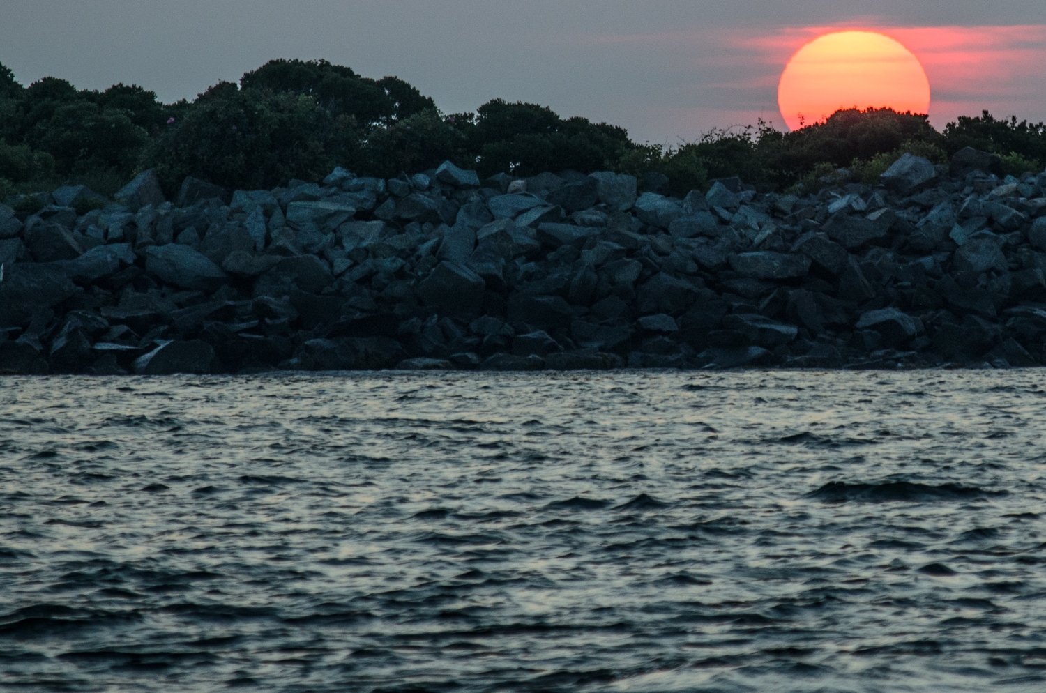 """""""Sunset Cove"""", Photography, 11""""x18"""""""