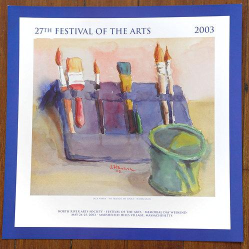 Festival of the Arts 2003 Print