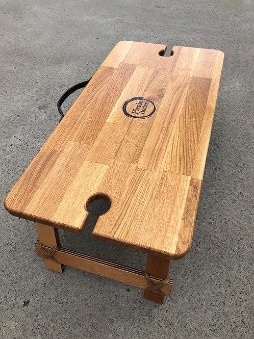"Oak ""Valentine"" Table"