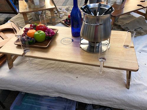 "Hevea ""Banquet"" 6-Wine Table"