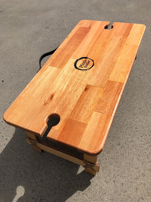 "Eucalyptus ""Valentine"" Table"