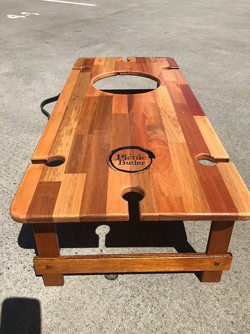"Eucalytpus ""Beach"" 6-Wine Table"