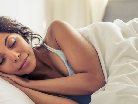 Stress About COVID-19 Keeping You Awake? 6 Tips for Better Sleep