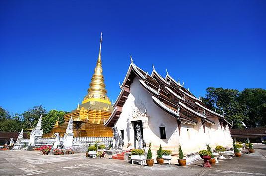 Wat Phrathat Chaehaeng