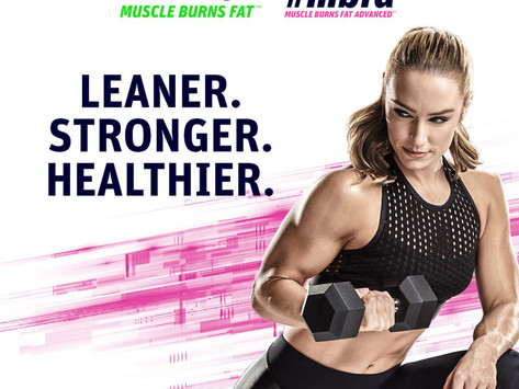 #MBF Muscle Burns Fat