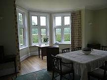 White upvc (plasic) Bay Window