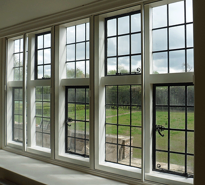 Secondary glazed unit for a timber window