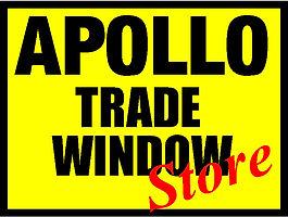 Apollo Trade Windows Oxford  logo