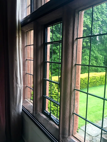 Secondary Glazing for an old timber window