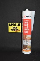 Wurth E5 Pro S Acetate Sanitary Silicone