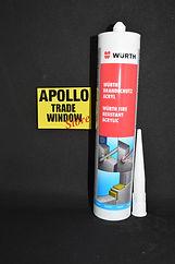 Wurth Fire Resistant Acrylic Sealant