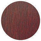 Mahogany Colour Fascia and Soffits