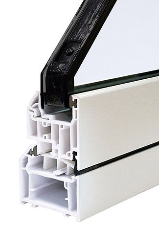 flush-casement window