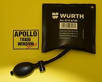 Apollo Trade Window Store Wurth Inflatab