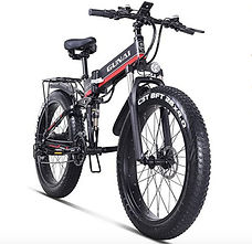 E-bike Gunai