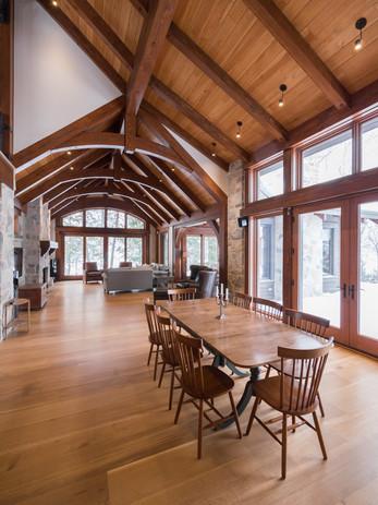 Just Basements & ARTium Design Build -  Partner Profile with Logs End