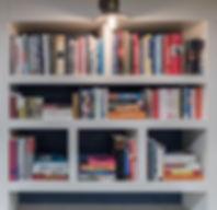 Custom bookshelf, basement design build professionals Ottawa renovations