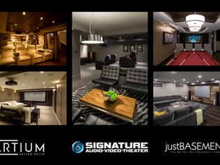 ARTium Design Build & Just Basements – Partner Profile