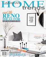 Just Basements in Home Trends Magazine