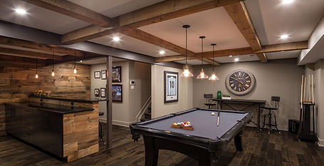 Award winning Ottawa Basements, Just Basements