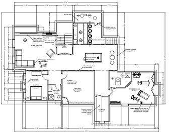 Just Basements Floor Plan