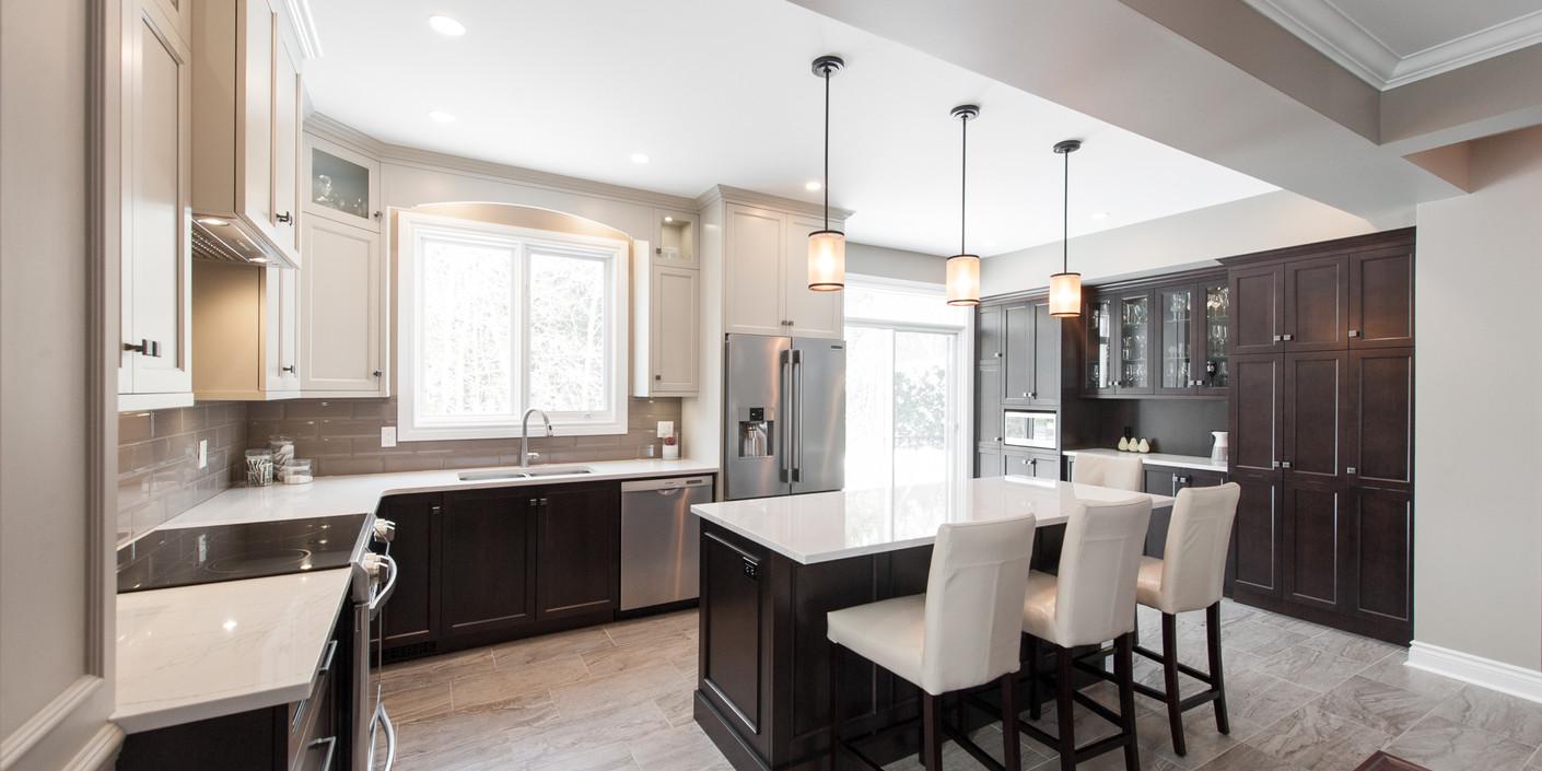 Kitchen & Dining Renovation by ARTium Design Build