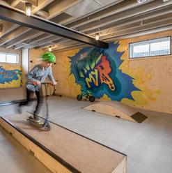Just Basements - Skate Park