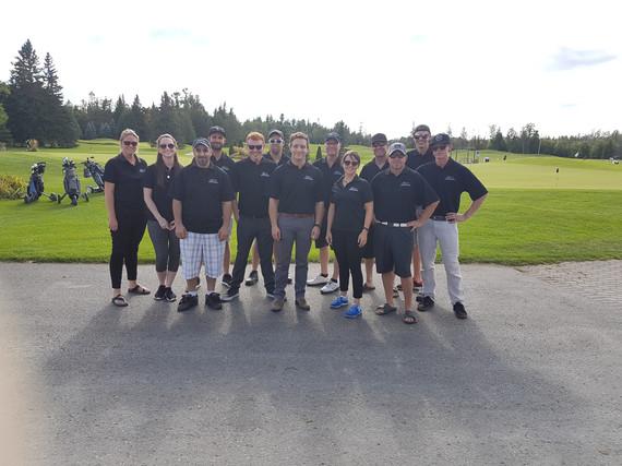 Annual Company Golf Tournament 2018