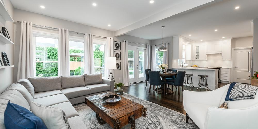 Award Winning Whole Home Renovation by ARTium Design Build