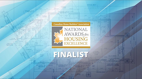 ARTium Design Build is a finalist in the CHBA National Awards of Housing Excellence
