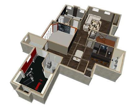 Just Basements Ottawa 3D Model