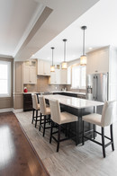 Artium Design Buil - Open kitchen and dining
