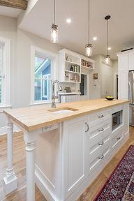 Kitchen design build Ottawa portfolio Artium