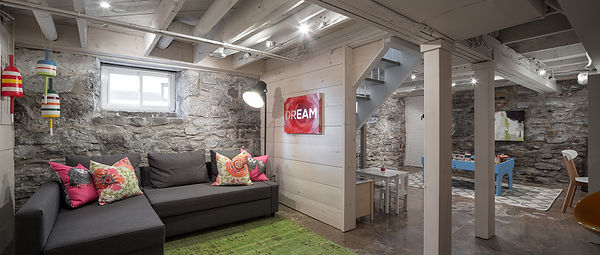 Ottawa basement design Just Basements