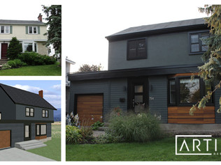 October is Renovation Month!