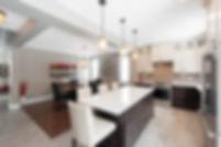 Ottawa Kitchens design build professionals open kitchen dining