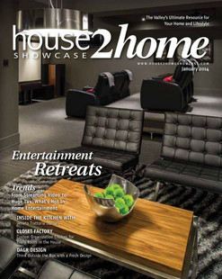 On the cover of House2Home