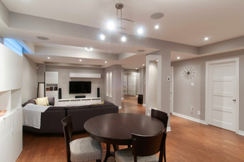 Turning Your Basement Into An In-Law Suite