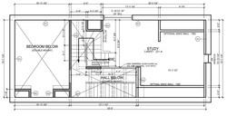 117 Waverly - third floor plan