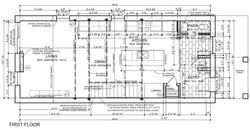 117 Waverly - floor plan